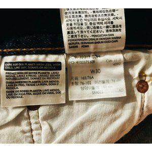 Levi's Shorts - LEVI'S 501 DENIM SILVERLAKE FRAYED JEAN SHORTS